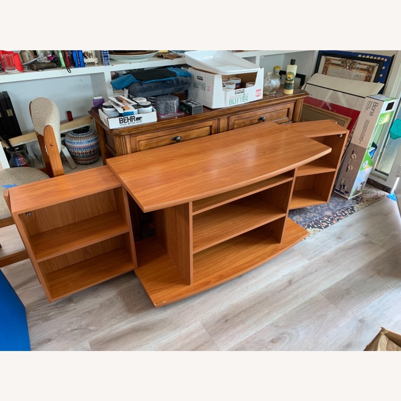 Scandinavian Design Media Cabinet - image-1