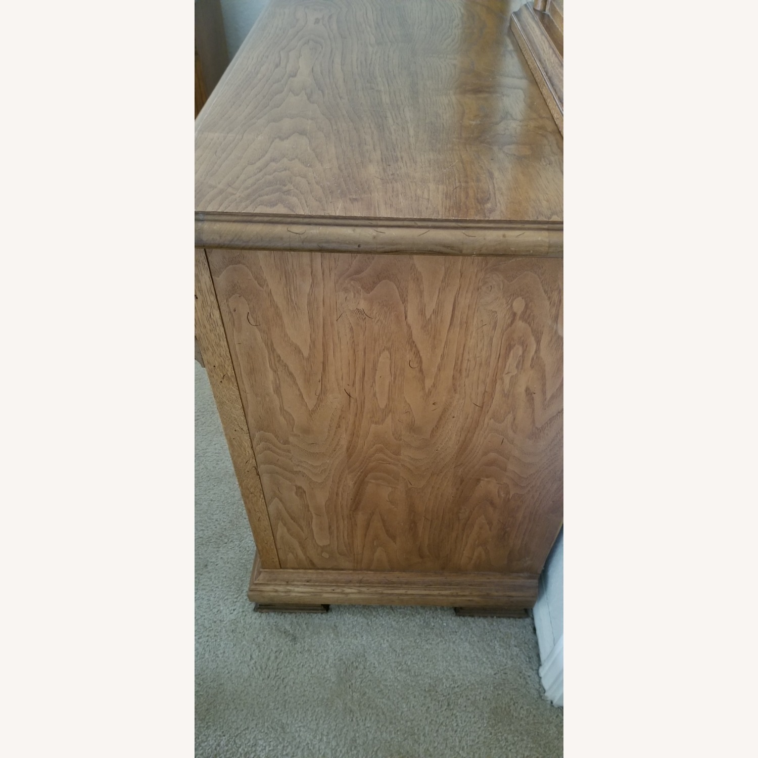 Vintage Drexel Dresser with two Large Mirrors - image-13