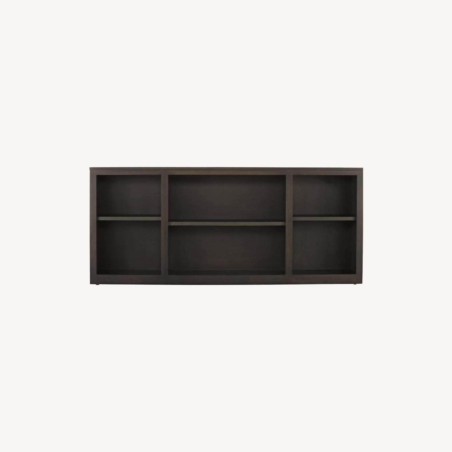 Room & Board Woodwind Console Bookcase in maple - image-0