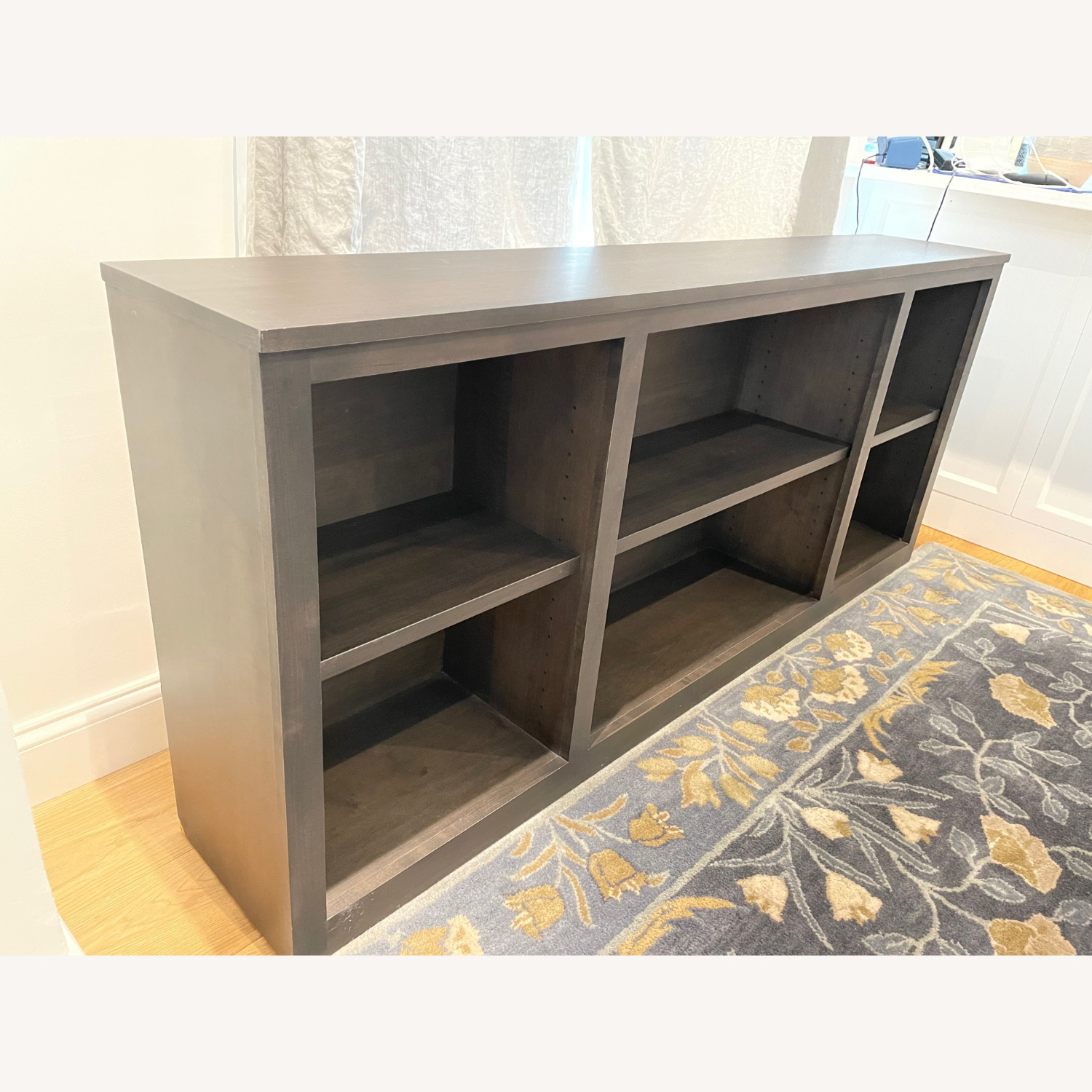 Room & Board Woodwind Console Bookcase in maple - image-3