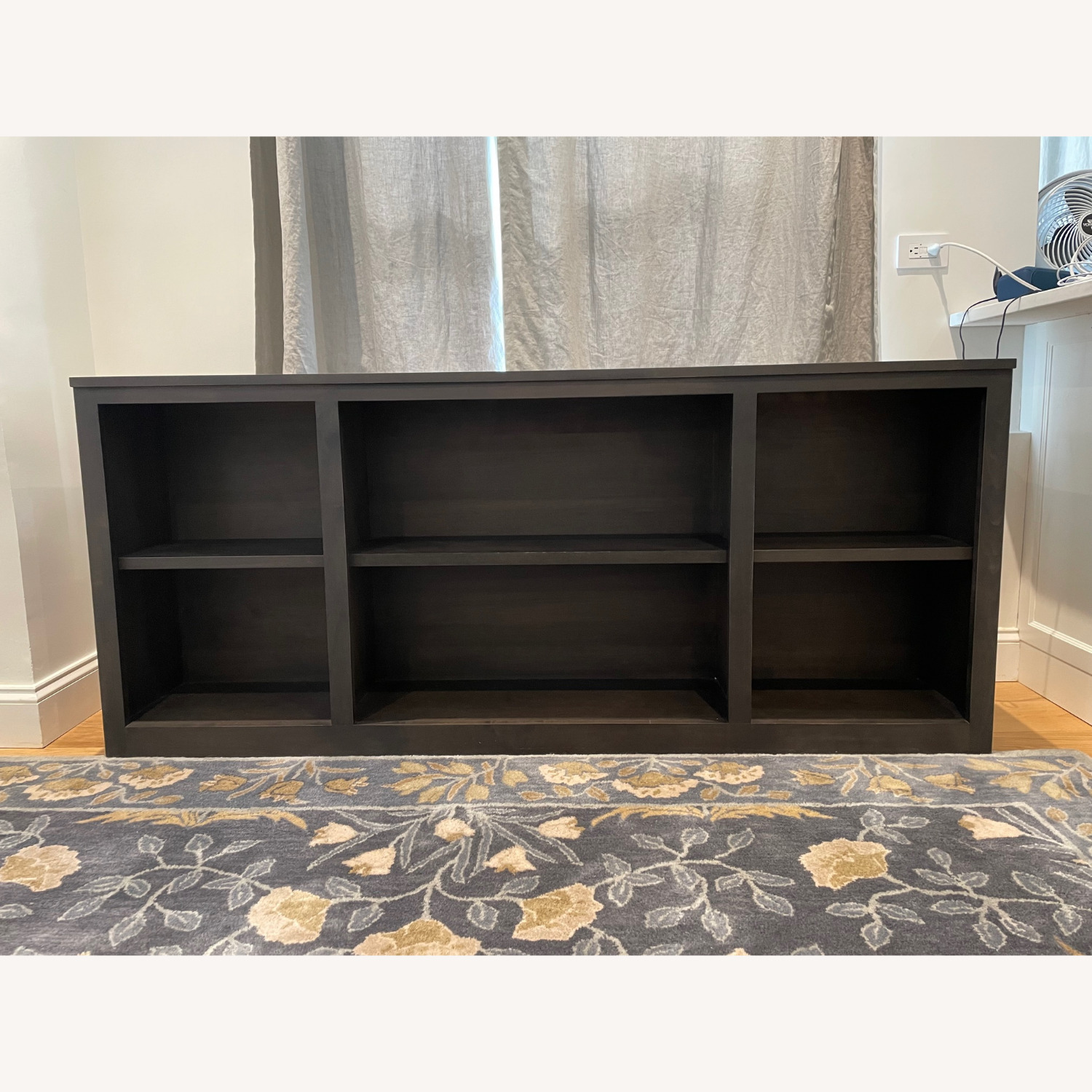 Room & Board Woodwind Console Bookcase in maple - image-1
