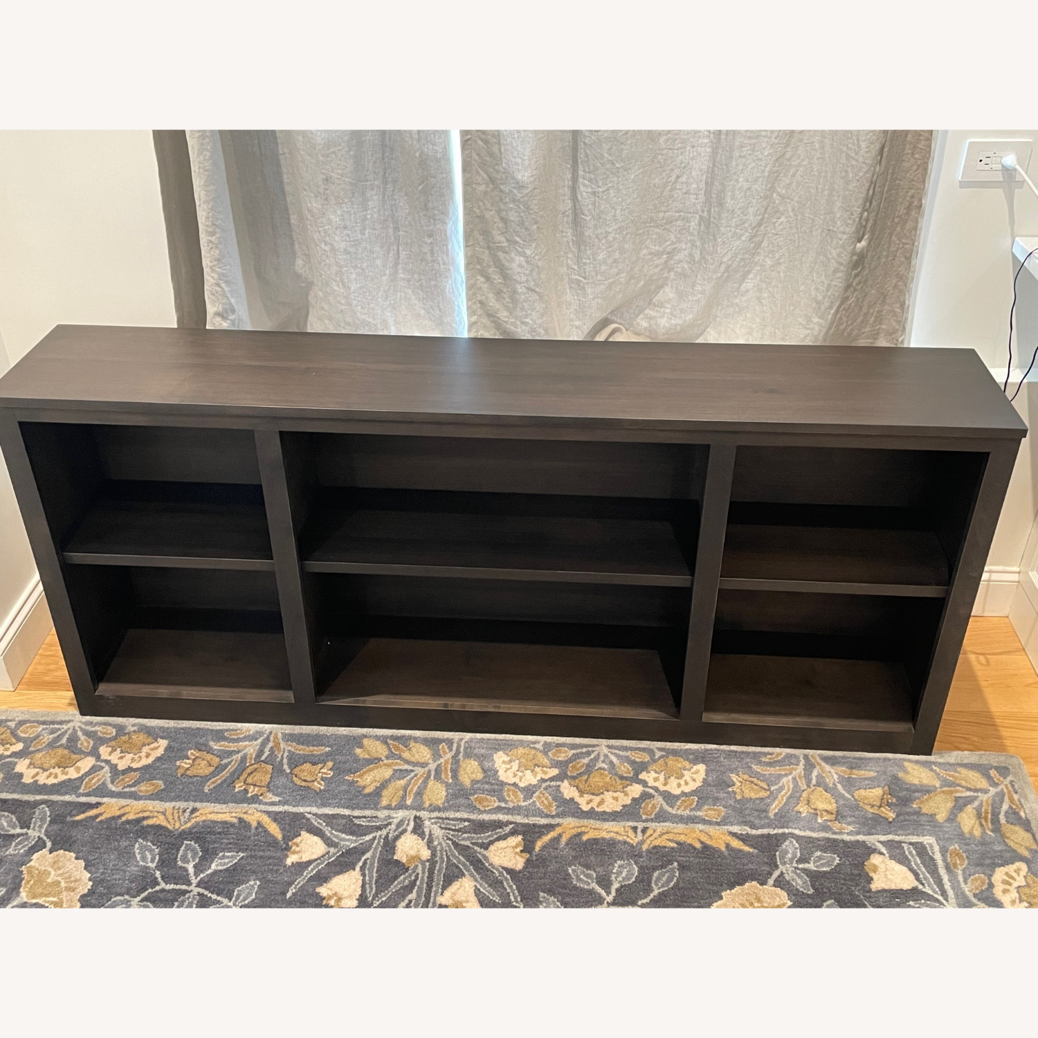 Room & Board Woodwind Console Bookcase in maple - image-2