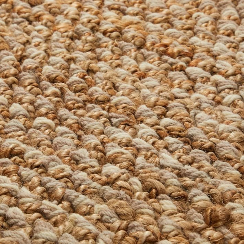 West Elm Jute Bauble Rug, 8x10, Sand - image-3