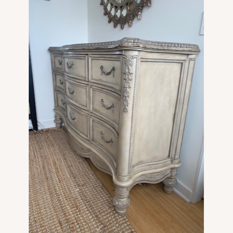 Antique French Dresser - image-3