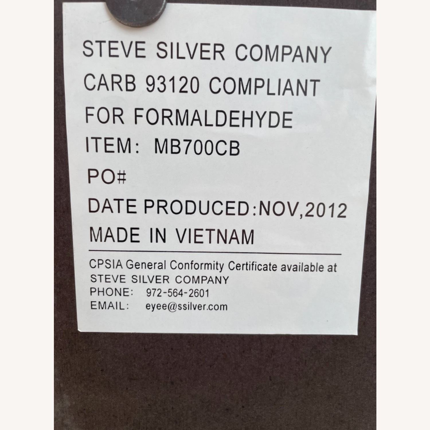 Steve Silver Wooden Curio Cabinet - image-14