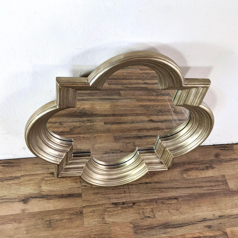 Quatrefoil Wall Mirror - image-1