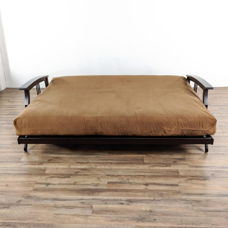 Queen Sized Futon Sofa - image-4
