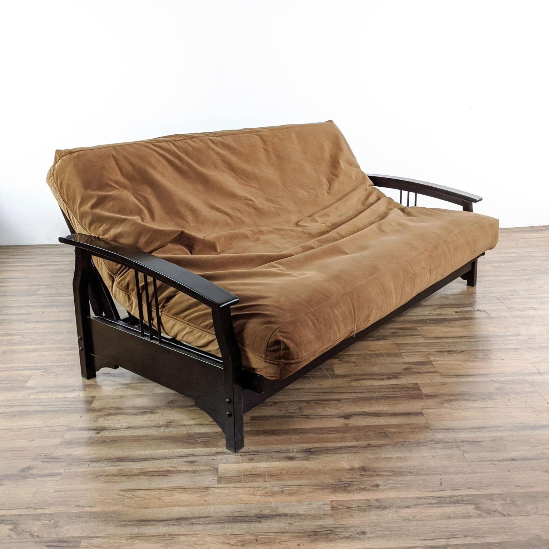 Queen Sized Futon Sofa - image-2