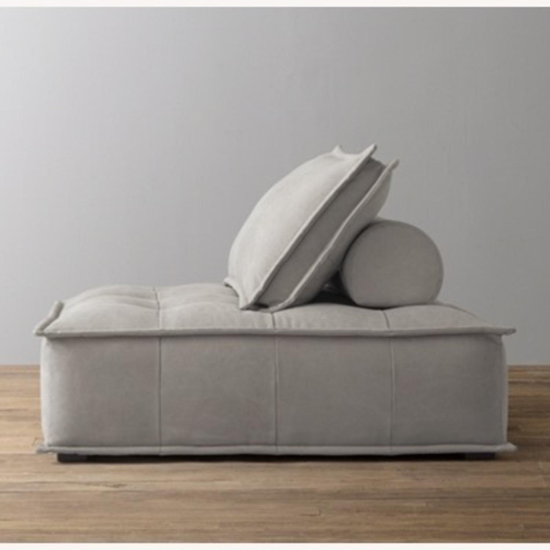 Restoration Hardware Ogden Lounge Chair - image-1