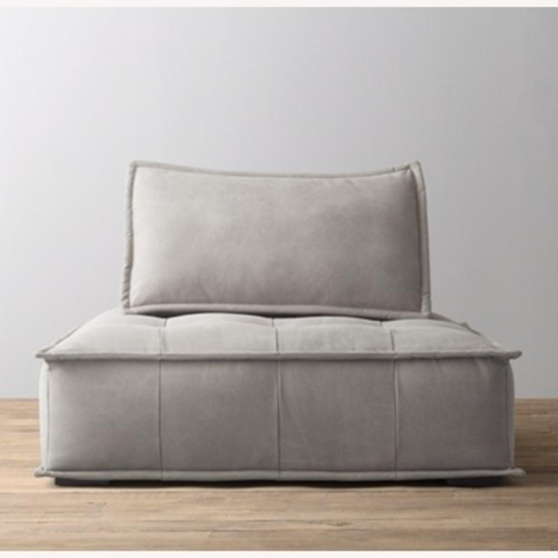 Restoration Hardware Ogden Lounge Chair - image-0