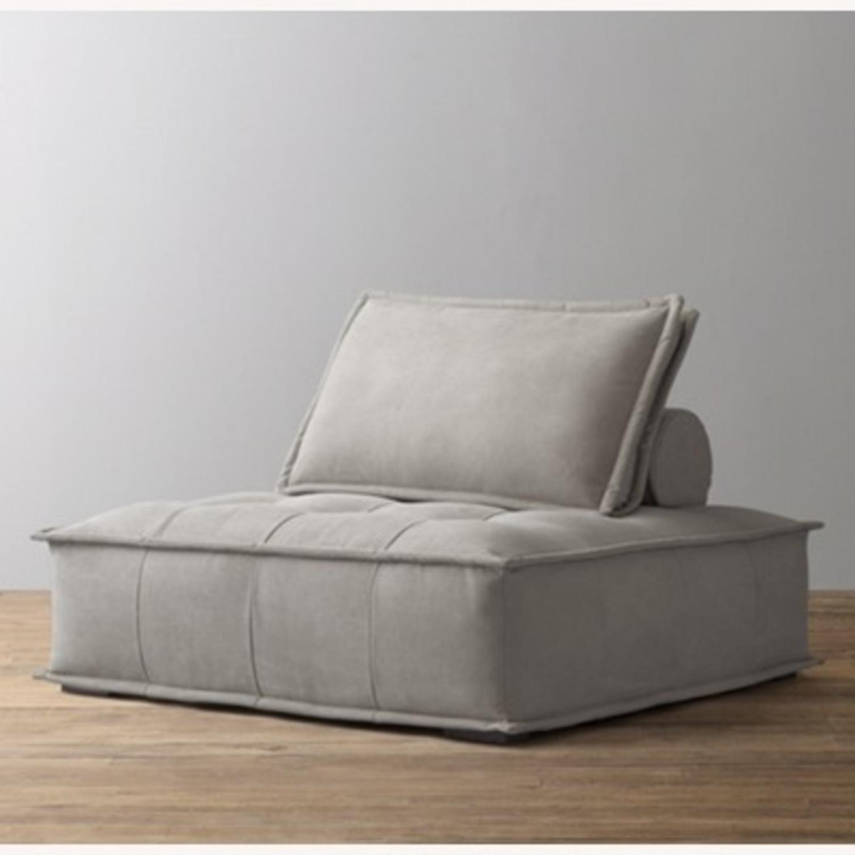 Restoration Hardware Ogden Lounge Chair - image-2