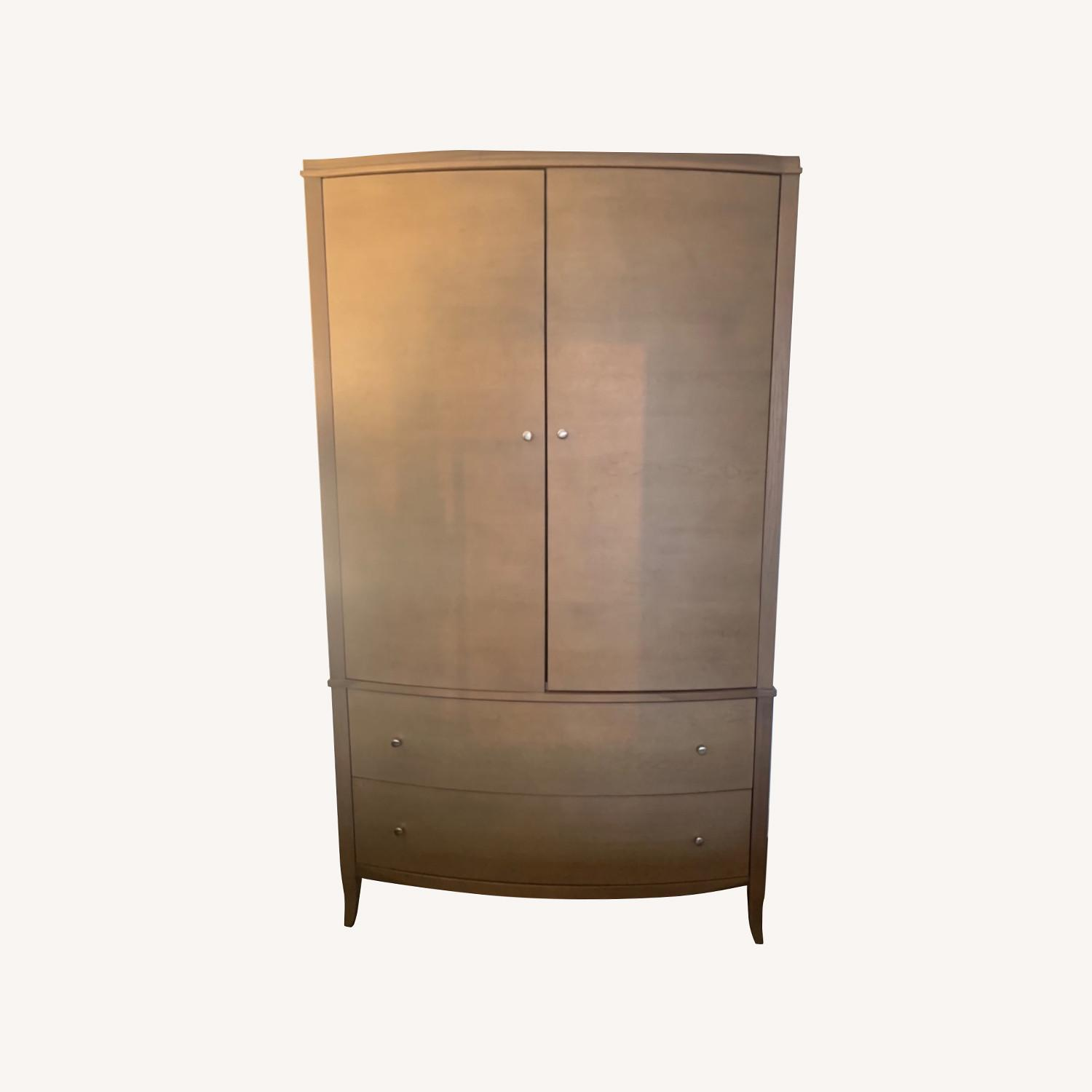 Crate & Barrel Armoire Collette Collection - image-0