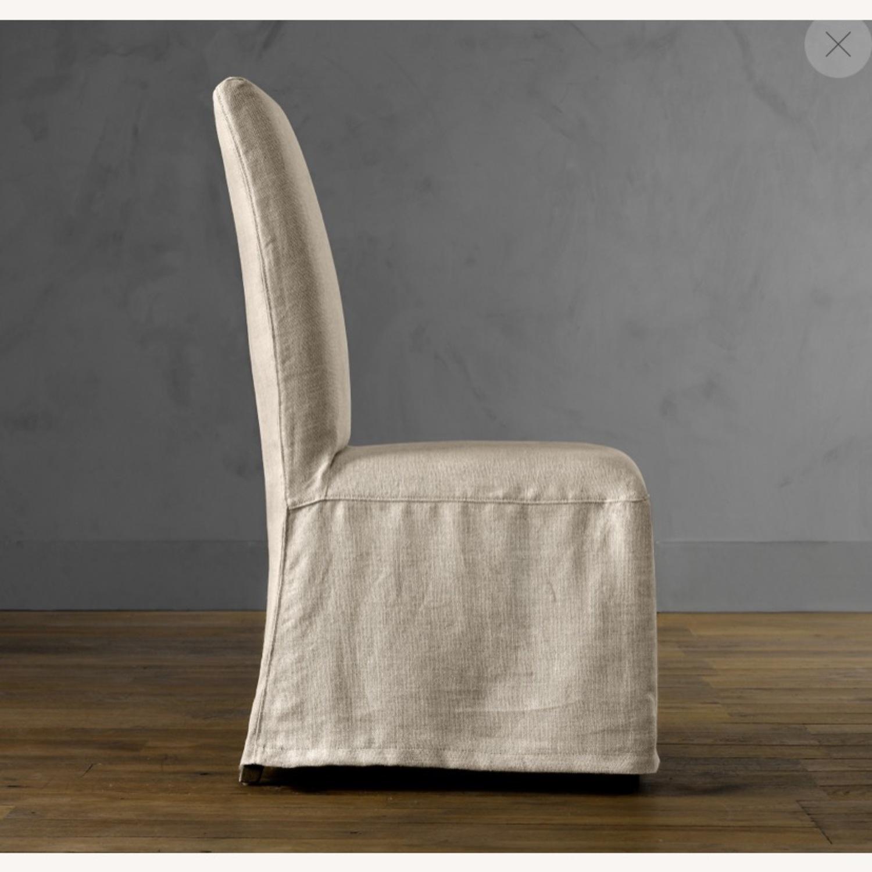 Hudson Parsons Slipcovered Chair - image-1