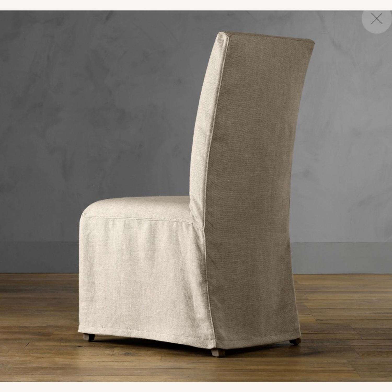 Hudson Parsons Slipcovered Chair - image-2