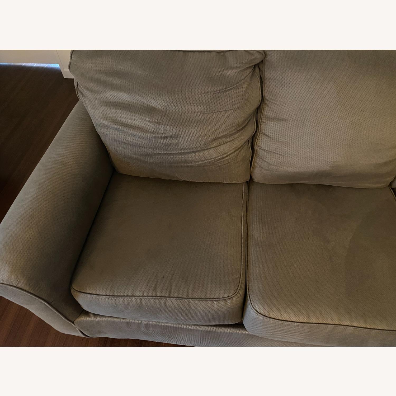 Raymour & Flanigan Raina Chaise Sectional Sofa - image-5