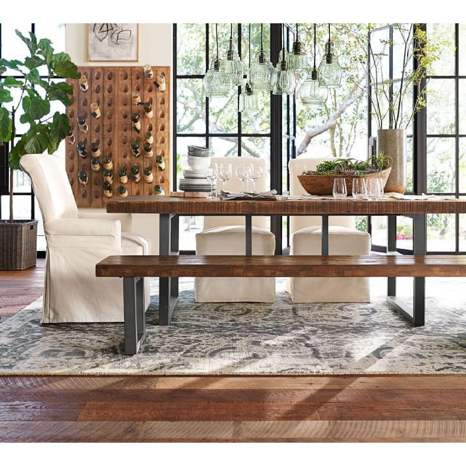 Pottery Barn Griffin Reclaimed Wood Dining Table - image-4