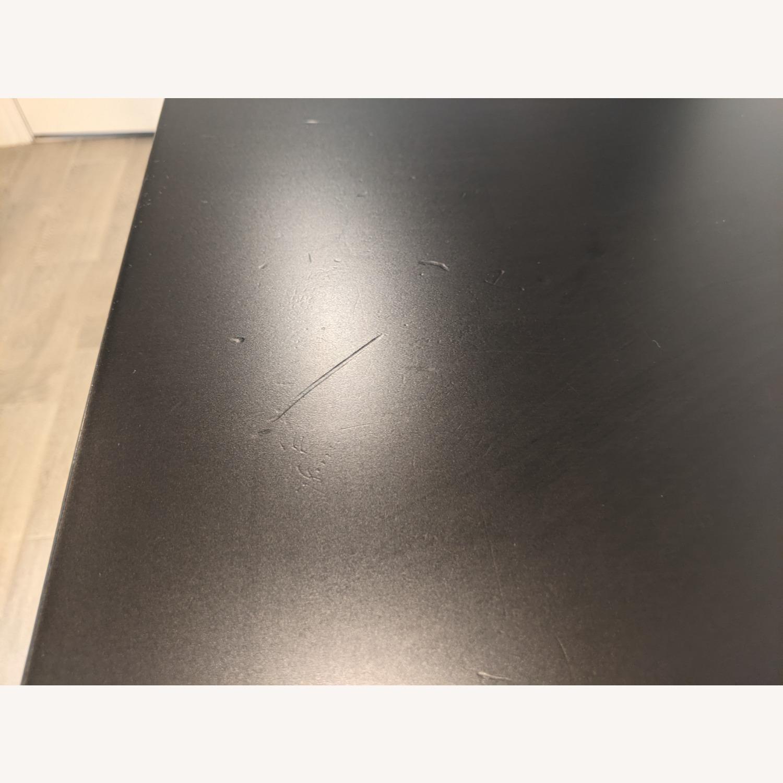 IKEA Black Bar Table - image-4