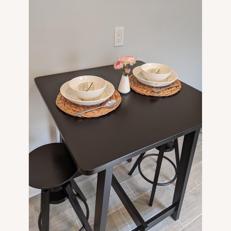 IKEA Black Bar Table - image-12