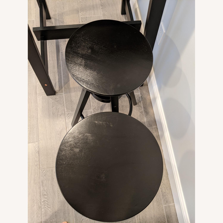 IKEA Black Bar Table - image-10