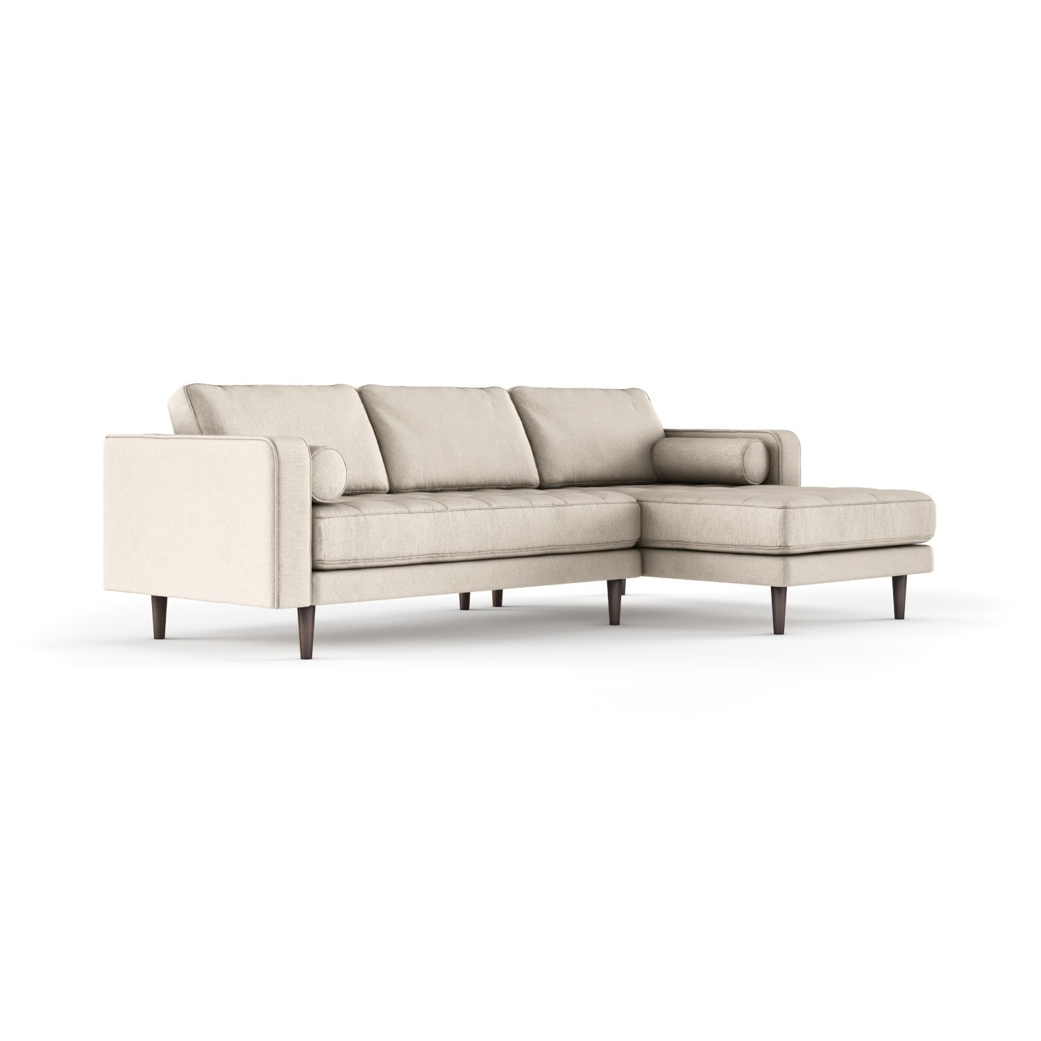Oliver Space Breuer - Right Chaise - image-1