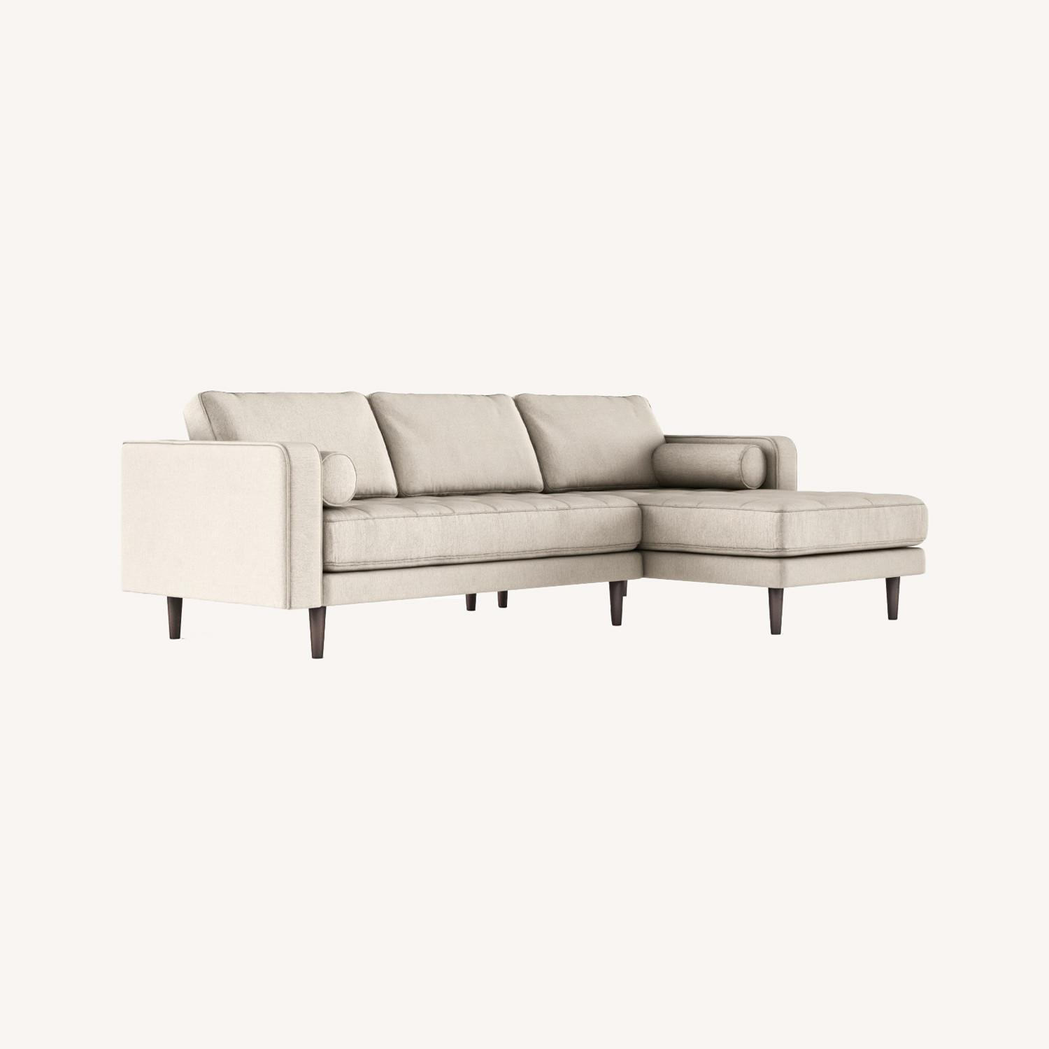 Oliver Space Breuer - Right Chaise - image-0