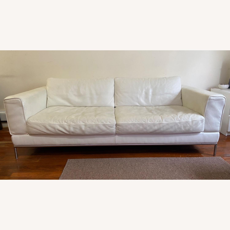 IKEA ARILD 3 Seater Sofa - White - image-6