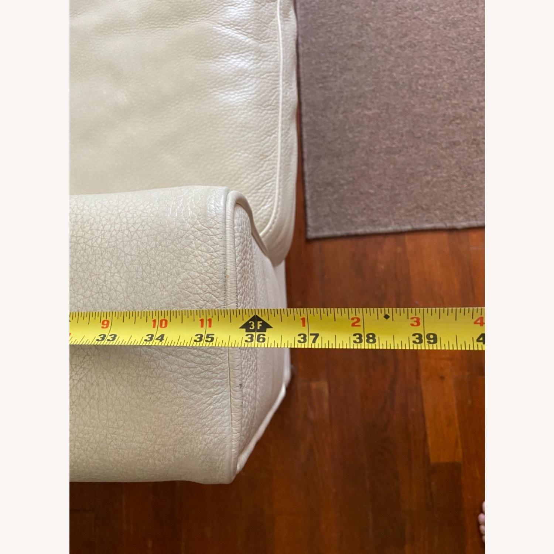 IKEA ARILD 3 Seater Sofa - White - image-3