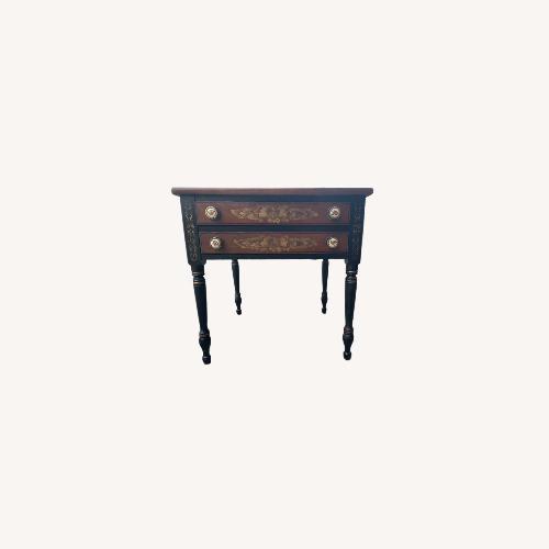 Used Vintage Hitchcock End Side Table for sale on AptDeco