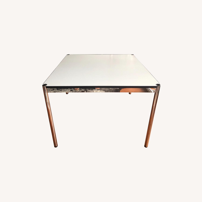 USM Haller Square High Table - image-0
