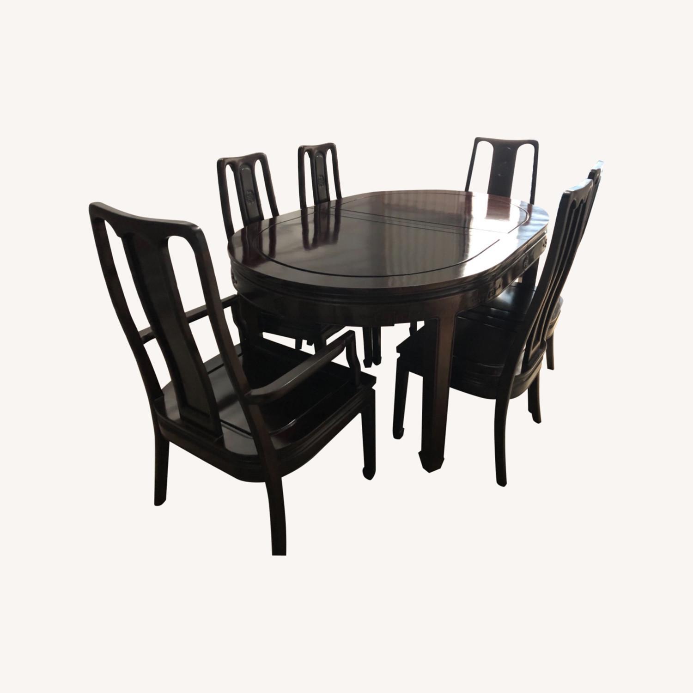 Rosewood Dining Set - image-0