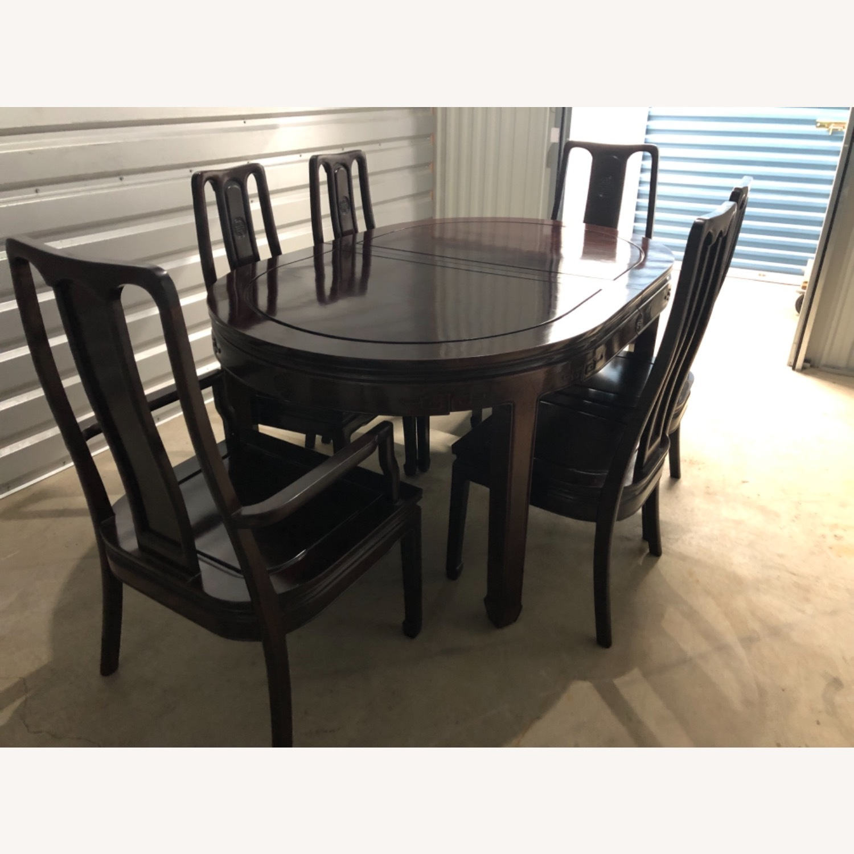 Rosewood Dining Set - image-1