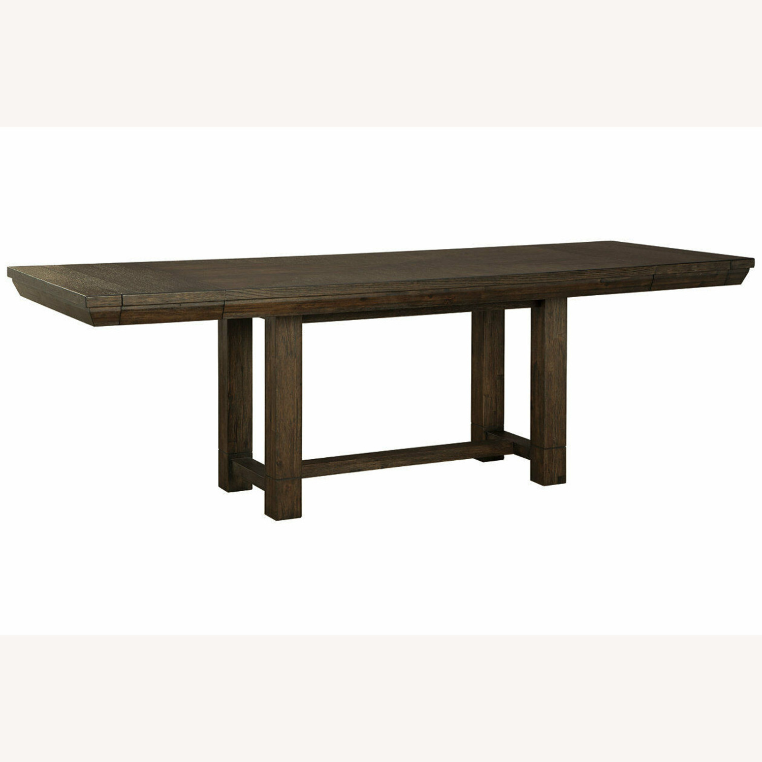 Ashley Furniture Dellbeck Extendable Dining Table - image-1