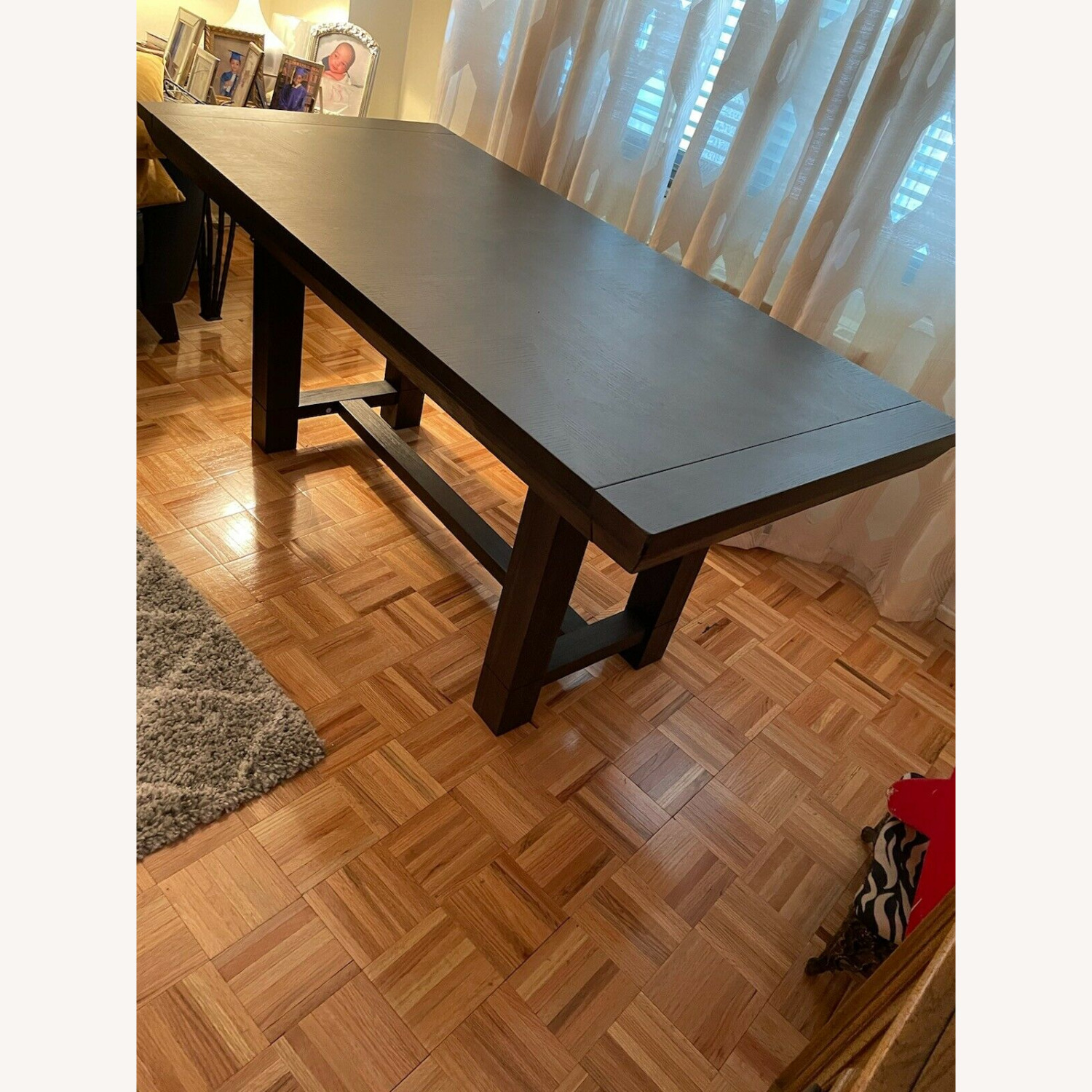 Ashley Furniture Dellbeck Extendable Dining Table - image-7