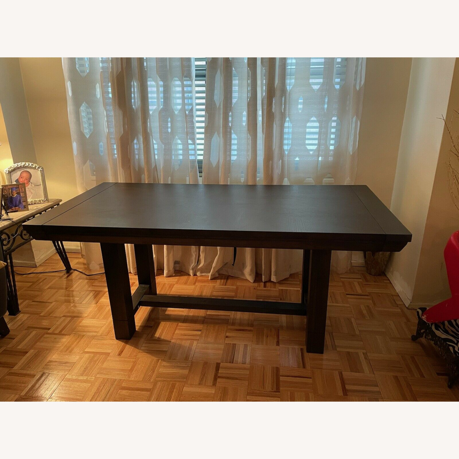 Ashley Furniture Dellbeck Extendable Dining Table - image-5