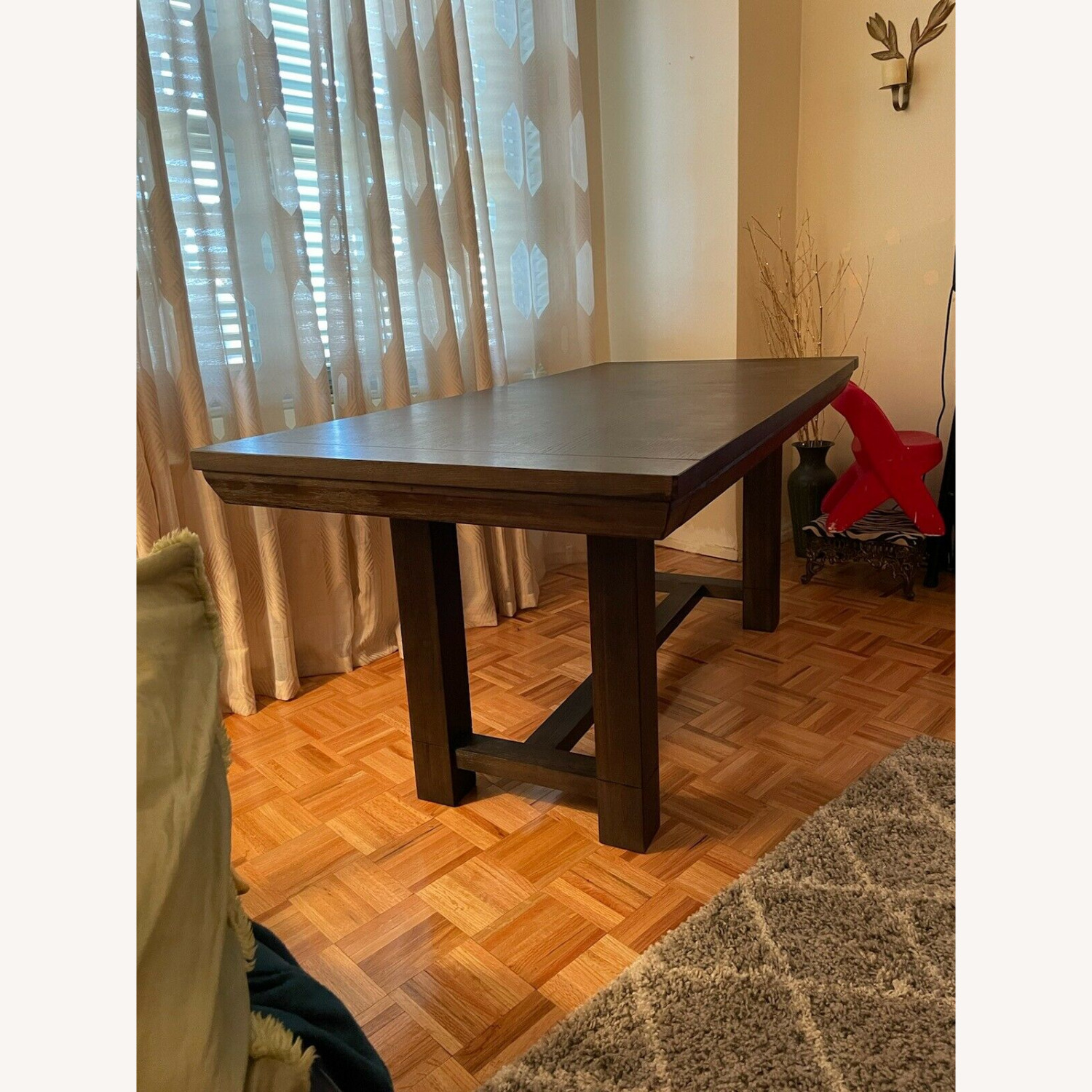 Ashley Furniture Dellbeck Extendable Dining Table - image-6