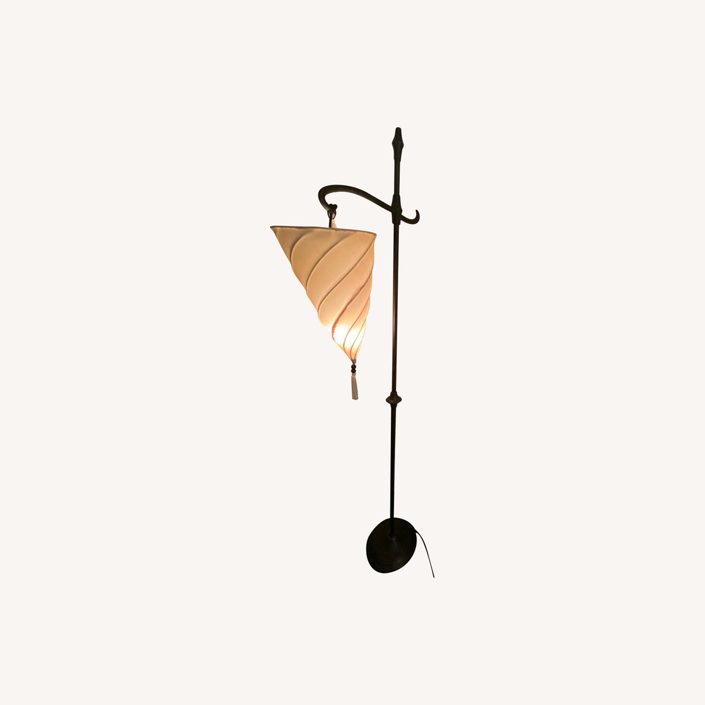 Pottery Barn Standing Floor Lamp - image-0
