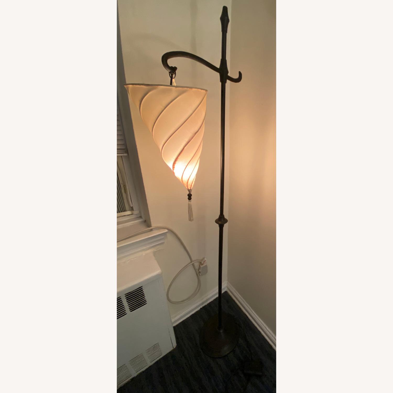 Pottery Barn Standing Floor Lamp - image-1