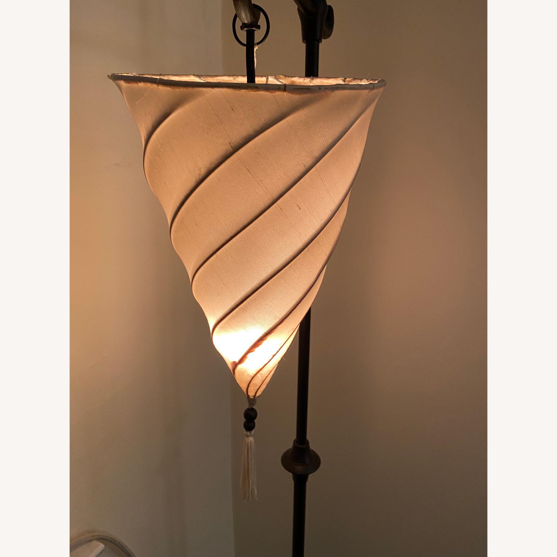 Pottery Barn Standing Floor Lamp - image-2