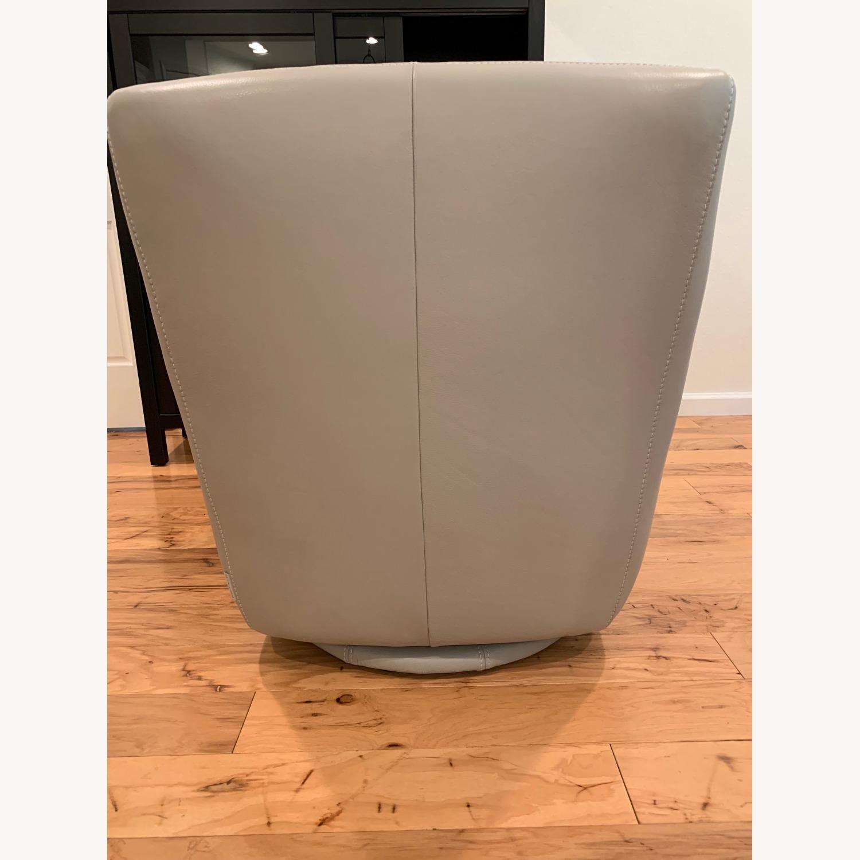 Scandinavian Designs Nikki Swivel Chair - image-3