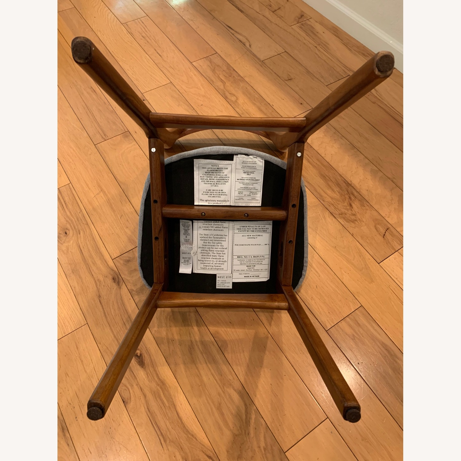 West Elm Classic Cafe Dining Chair(s) - image-6