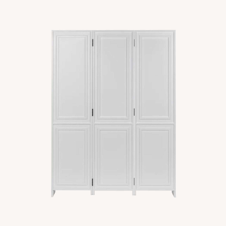 Abigail 3 Panel Room Divider (X2) - image-0
