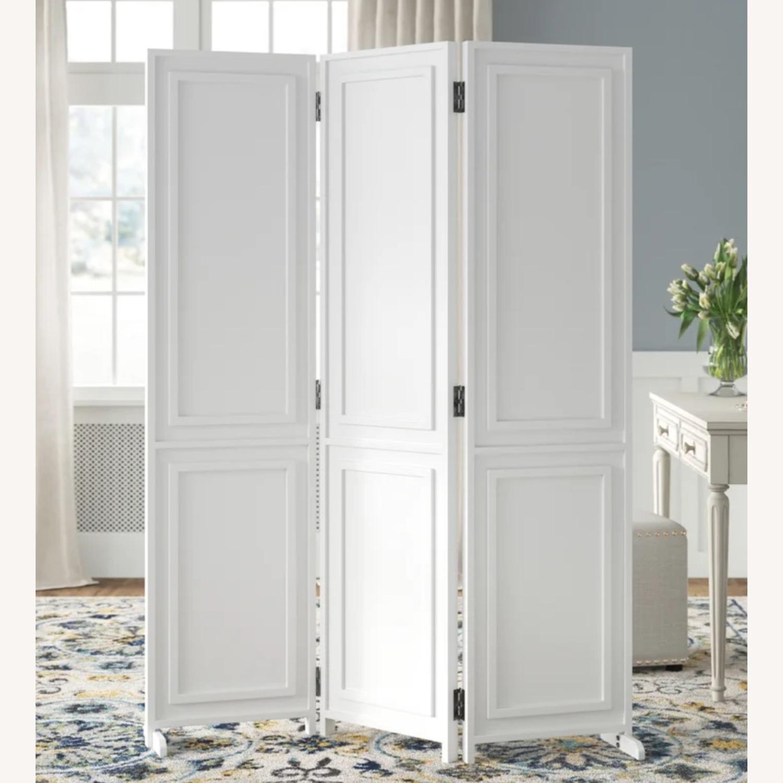 Abigail 3 Panel Room Divider (X2) - image-1