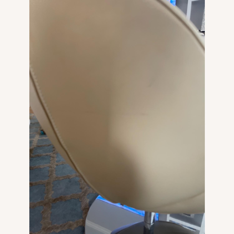 BoConcept Beige Swivel Arm Chair - image-14
