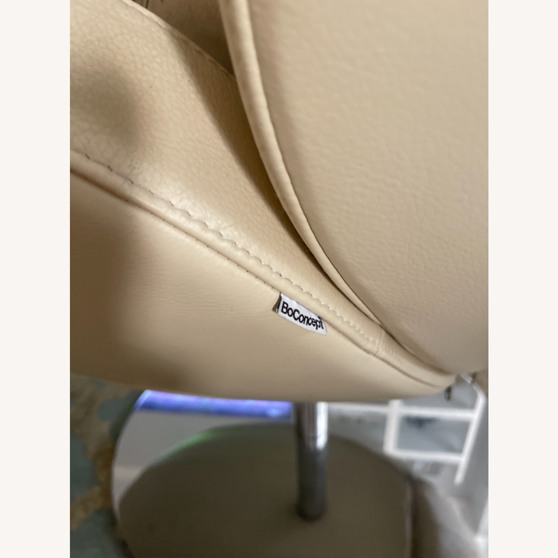 BoConcept Beige Swivel Arm Chair - image-15
