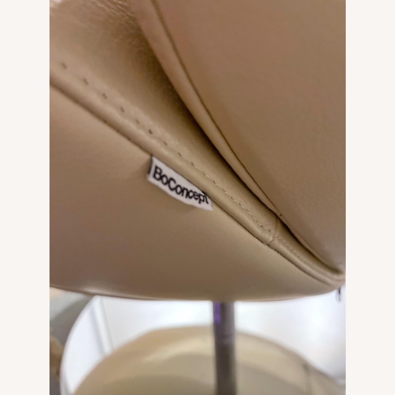 BoConcept Beige Swivel Arm Chair - image-3