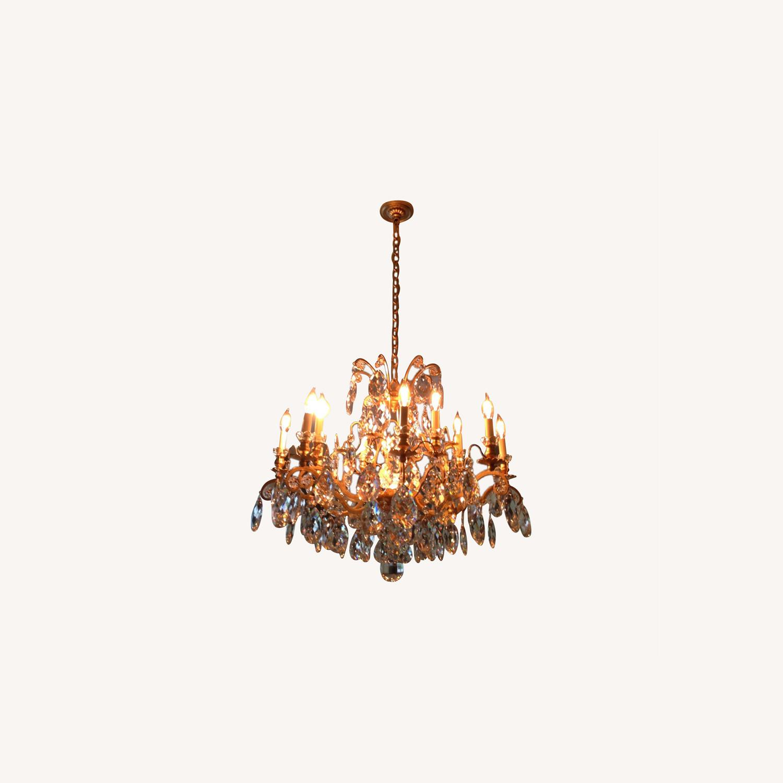Schonbek Renaissance Crystal Chandelier - image-0