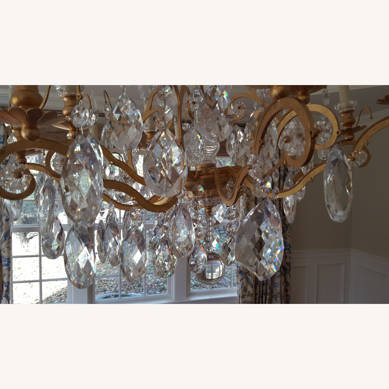 Schonbek Renaissance Crystal Chandelier - image-5