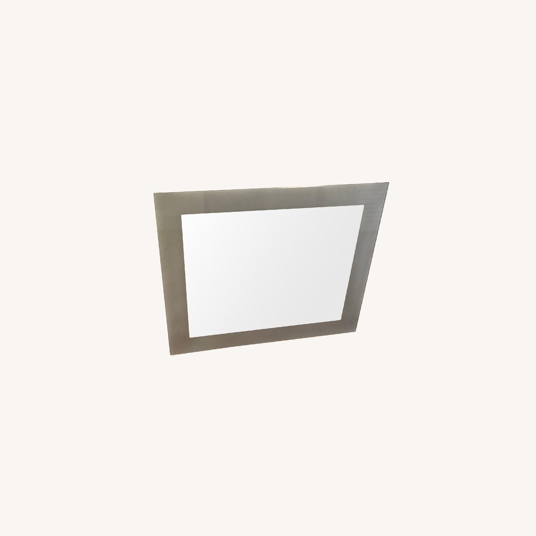 Large Bathroom Mirror - image-0