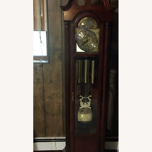 Used Antique Howard Miller Grandfather Clock for sale on AptDeco