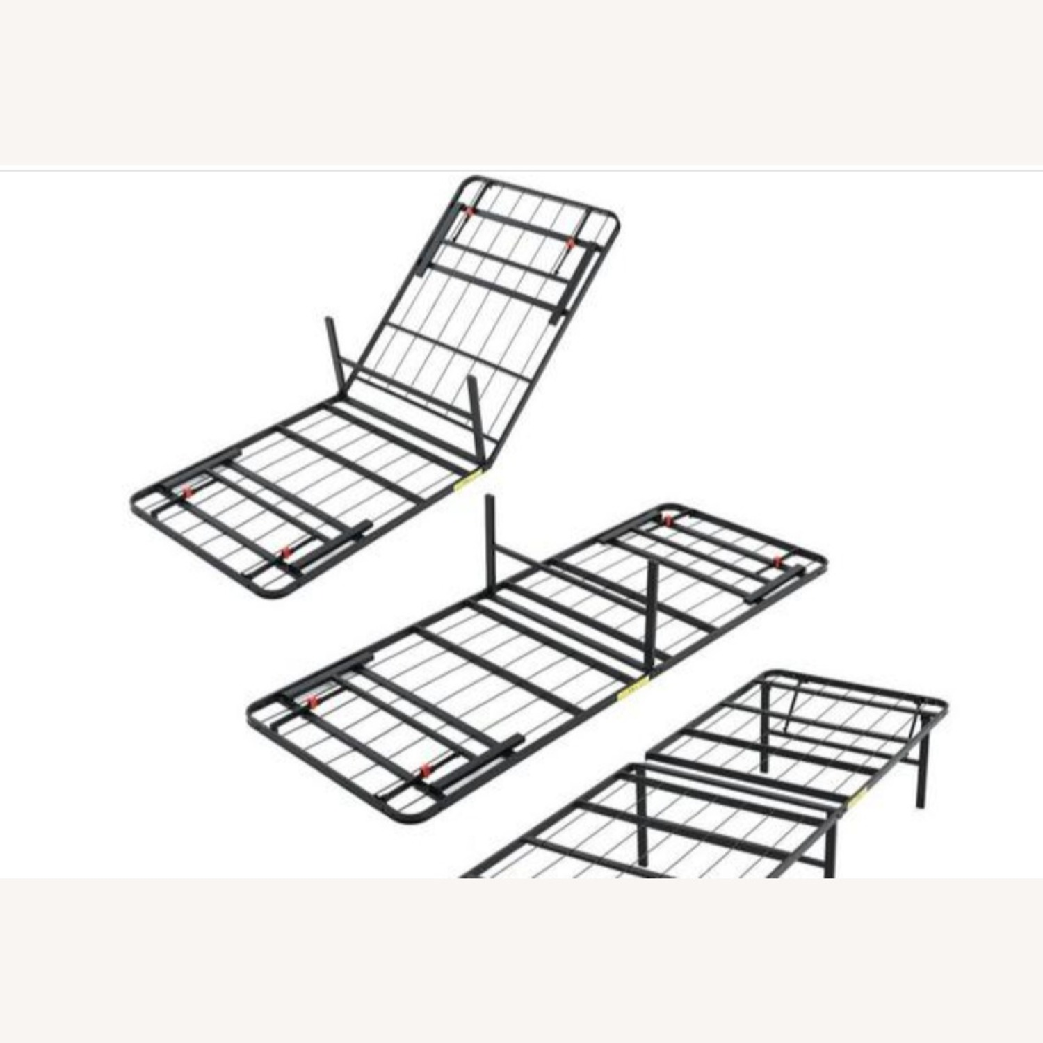 Raised Platform Frame (Easy Assembly) - Queen - image-1